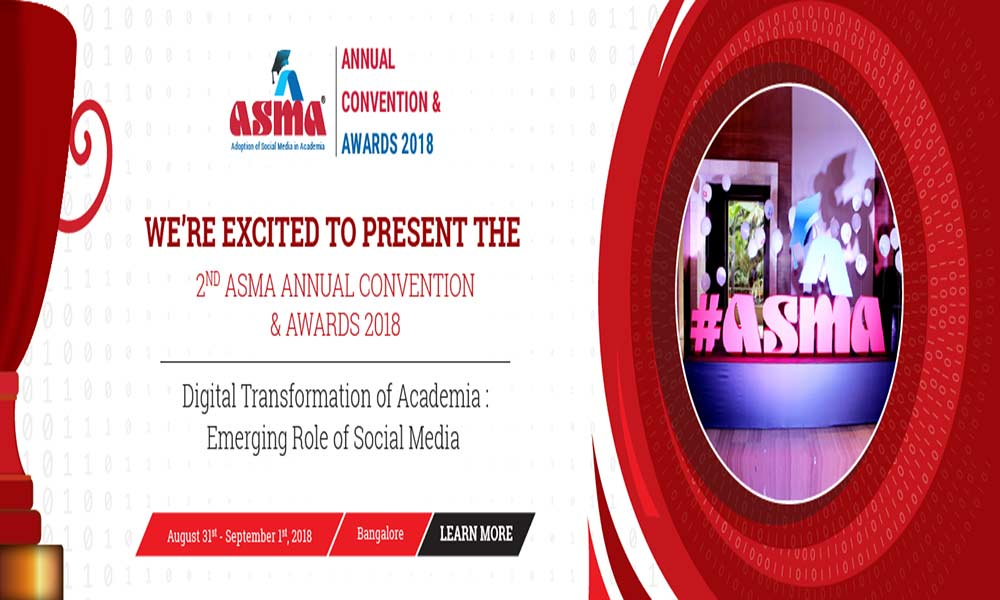 ASMA Annual Convention and Awards 2018