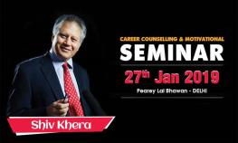 Career Counselling And Motivational Seminar 2019