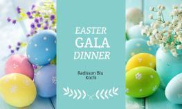 Easter Gala Dinner