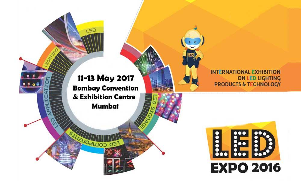 LED EXPO INDIA-MUMBAI 2017