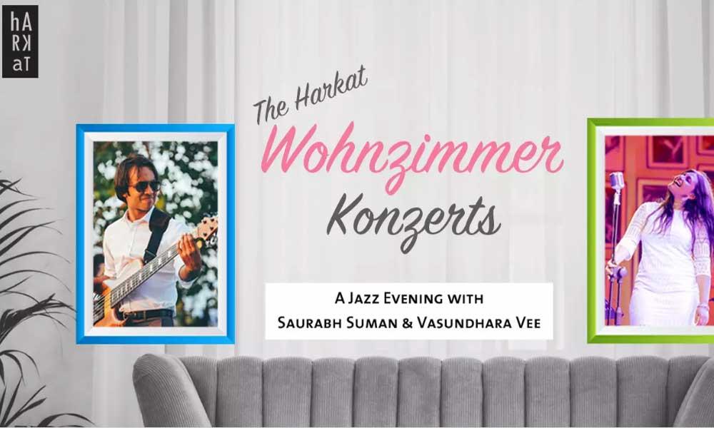 Wohnzimmer konzert a jazz evening music events in mumbai for Wohnzimmer konzert