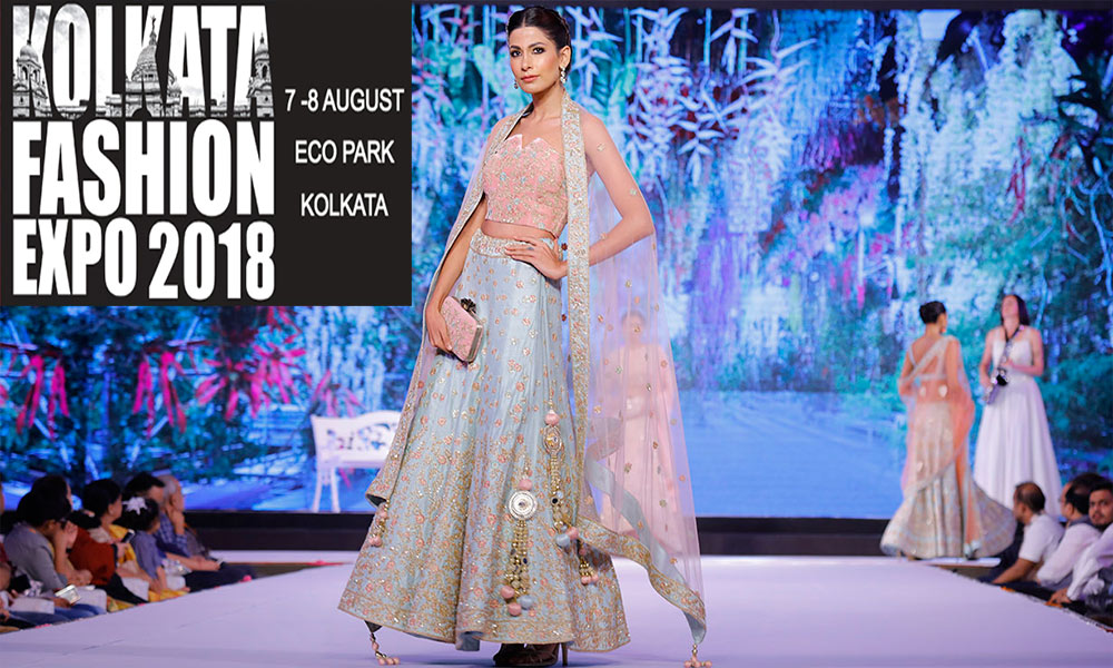 Kolkata Fashion Expo 2018