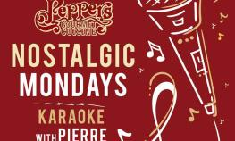 Nostalgic Mondays with Pierre
