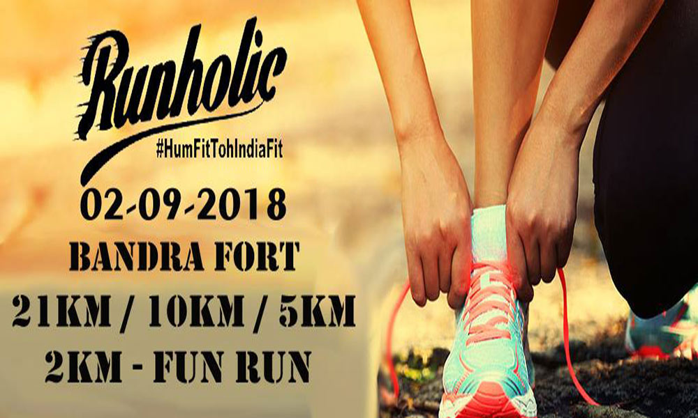 RunHolic India Run 2018