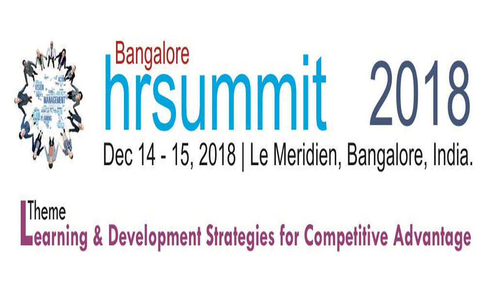 Bangalore HR Summit 2018