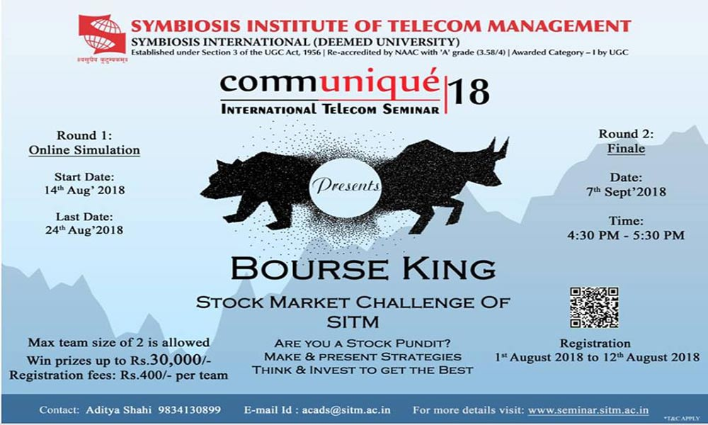 Bourse King – The Stock Market Challenge of SITM