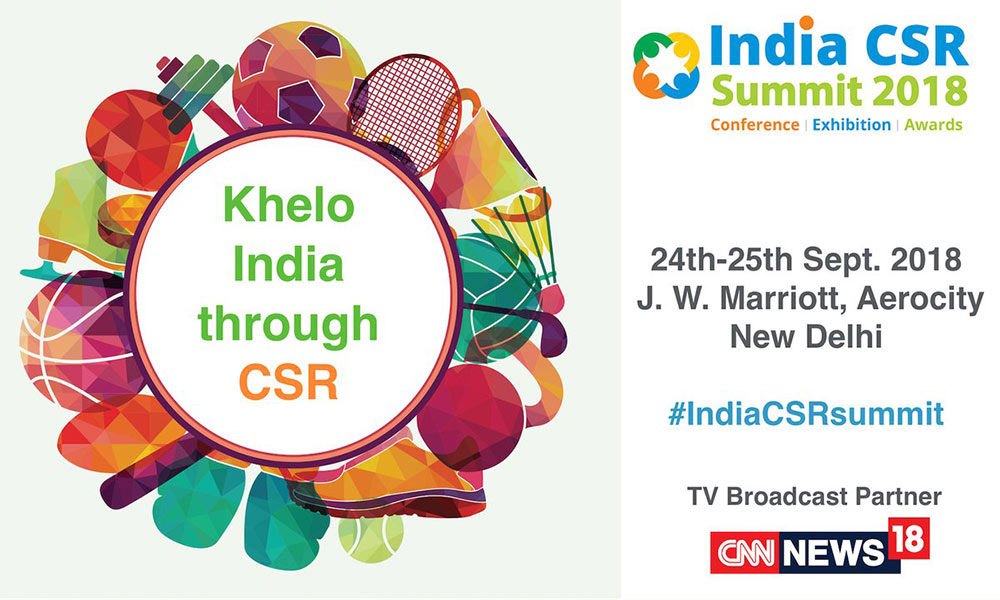 Khelo India through CSR