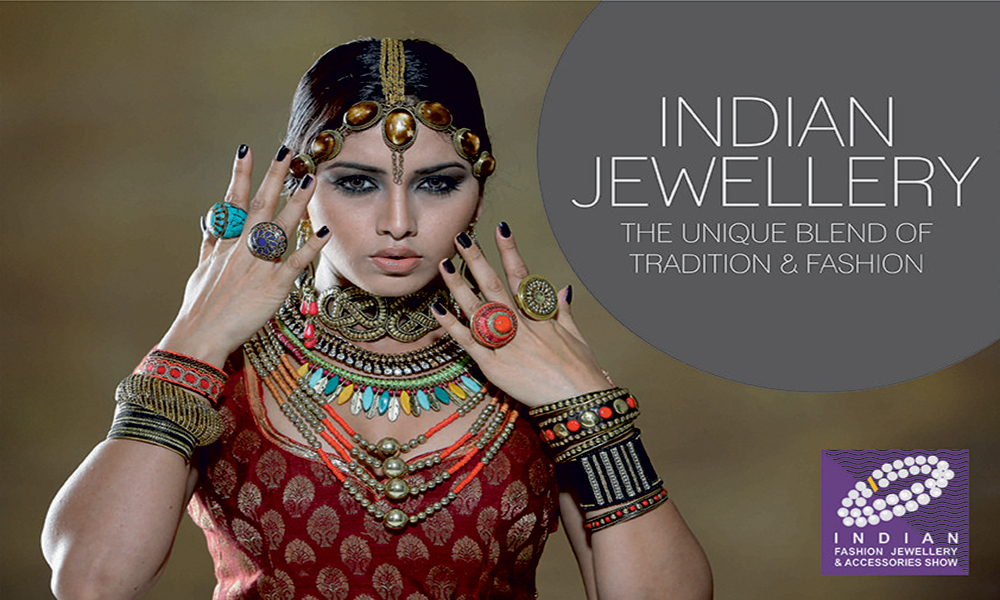 Indian Fashion Jewellery & Accessories Show (IFJAS) 2018