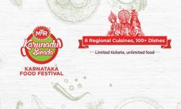 MTR Karnataka Food Festival