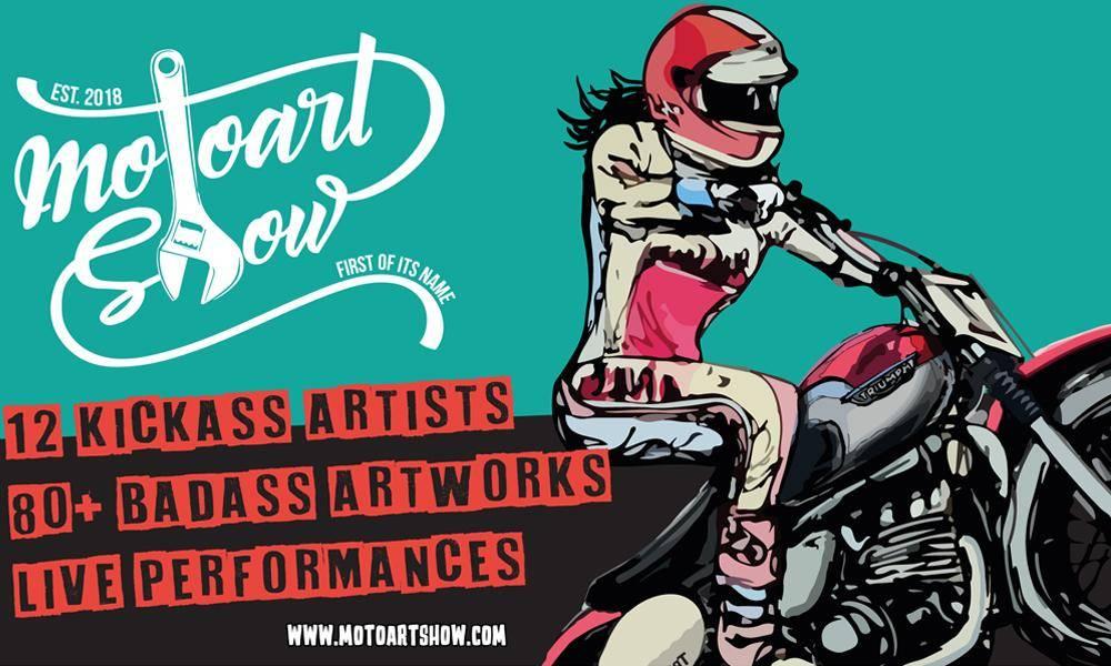 Moto Art Show
