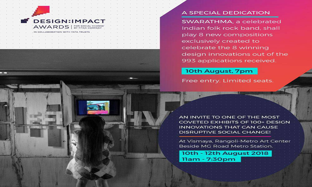 Design Impact Awards by Titan Company Ltd
