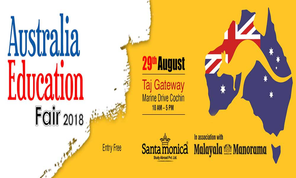 Australia Education Fair 2018