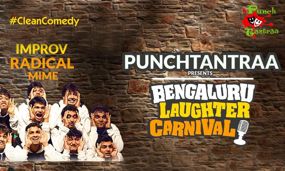 Bengaluru Laughter Carnival
