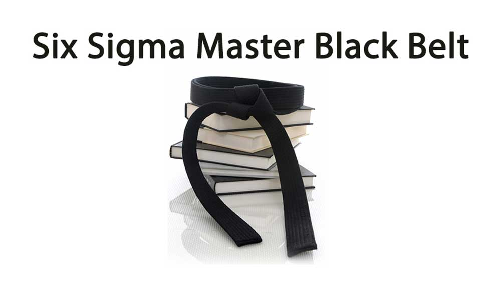 Six Sigma Master Black Belt Training Programeducation Events In