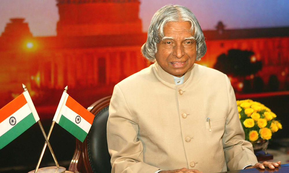 apj kalam Avul pakir jainulabdeen a p j abdul kalam was the 11th president of india from 2002 to 2007 a career scientist turned reluctant politician, kalam was born and raised in rameswaram, tamil nadu and studied physics and aerospace engineering.