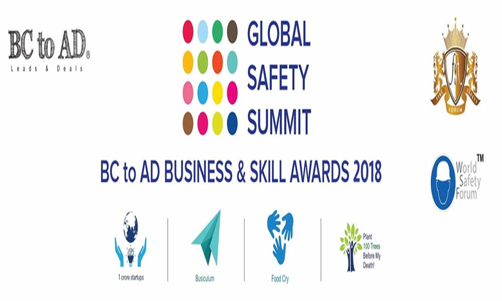 Global Safety Summit 2018
