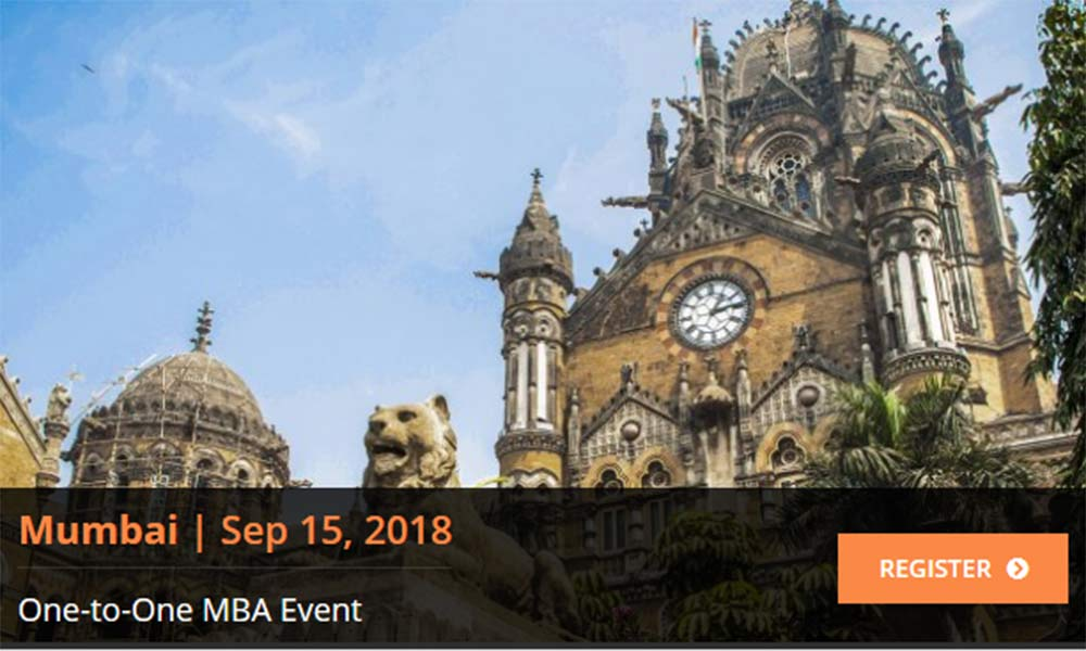 Top International MBA One to One Event in Mumbai