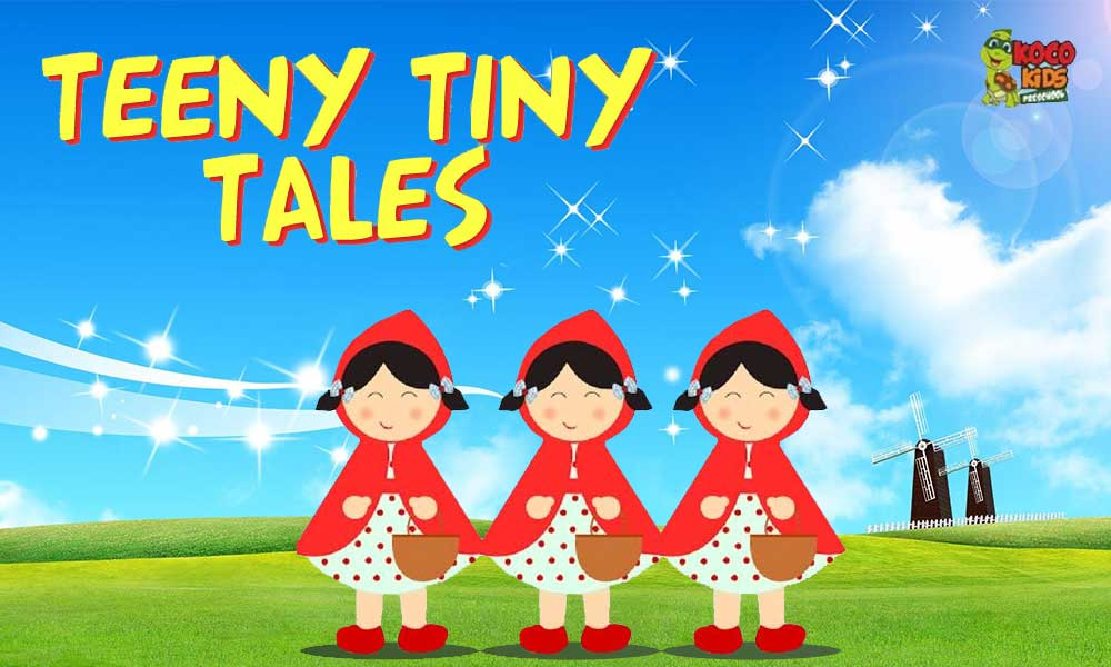 Teeny Tiny Tales