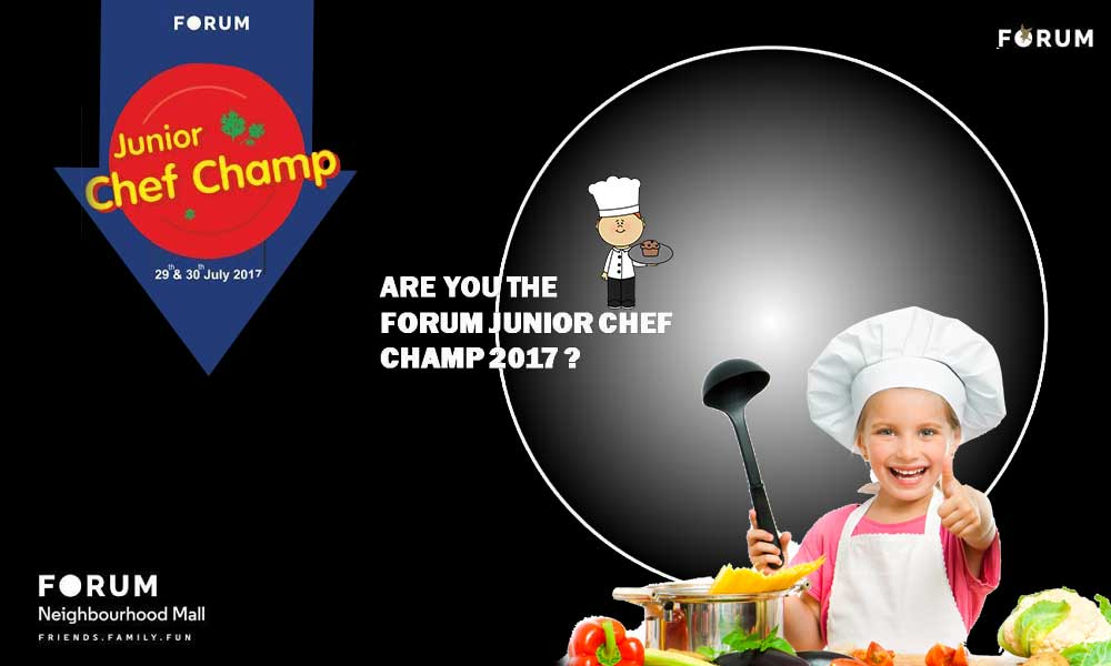 Forum Junior Chef Champ 2017
