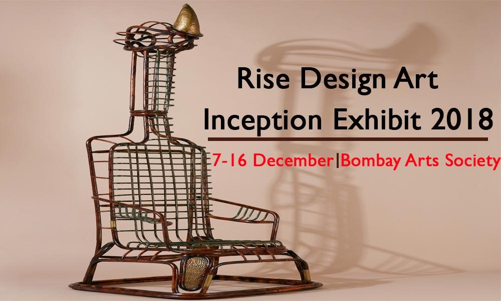 Inception Exhibit By Rise Design Art