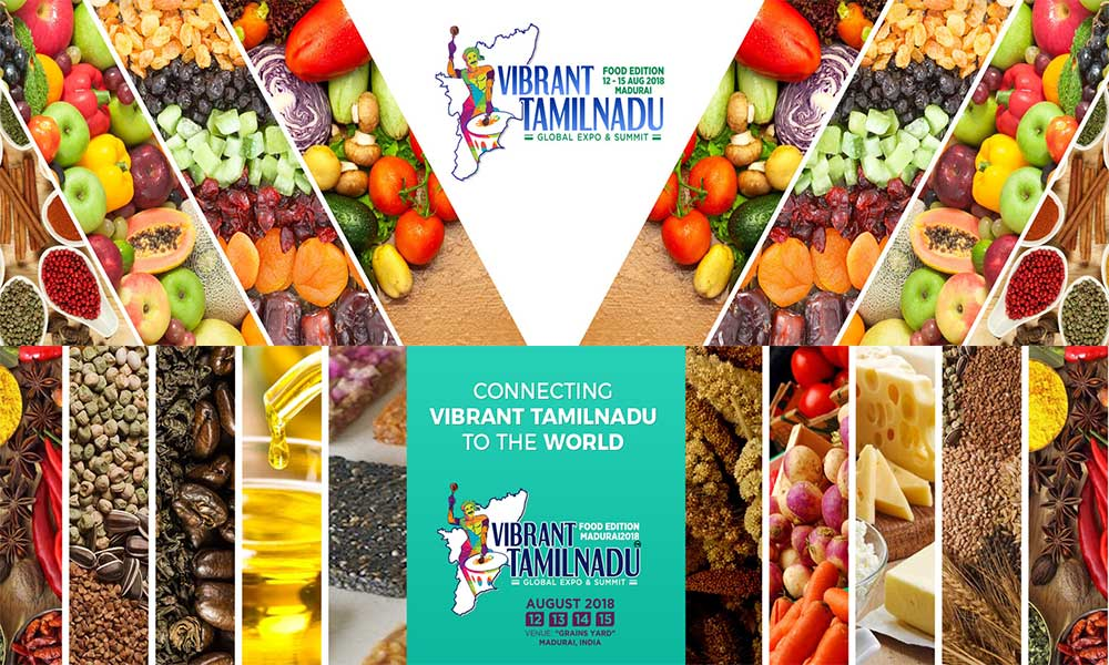 Vibrant Tamilnadu-Global Expo & Summit