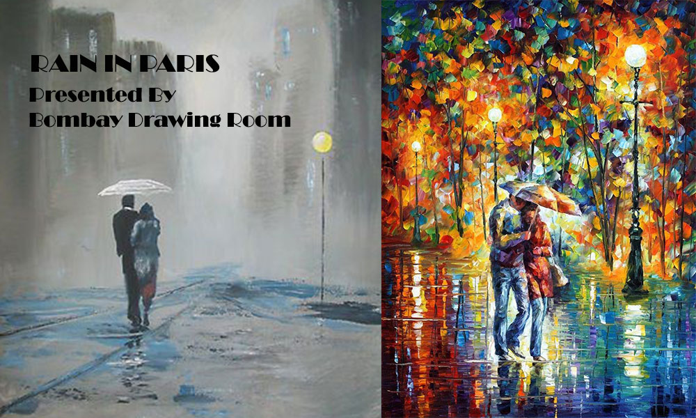 Art Social Calendar : Arts events in mumbai maharashtra rain paris painting