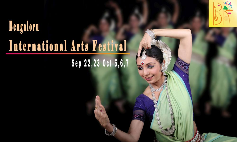 Bengaluru International Arts Festival 2018– BIAF
