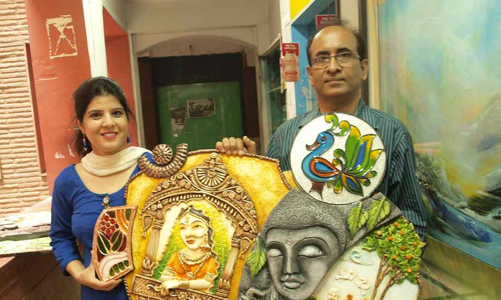 Art events in koramangala karnataka 3d mural art workshop for 3d mural art in india