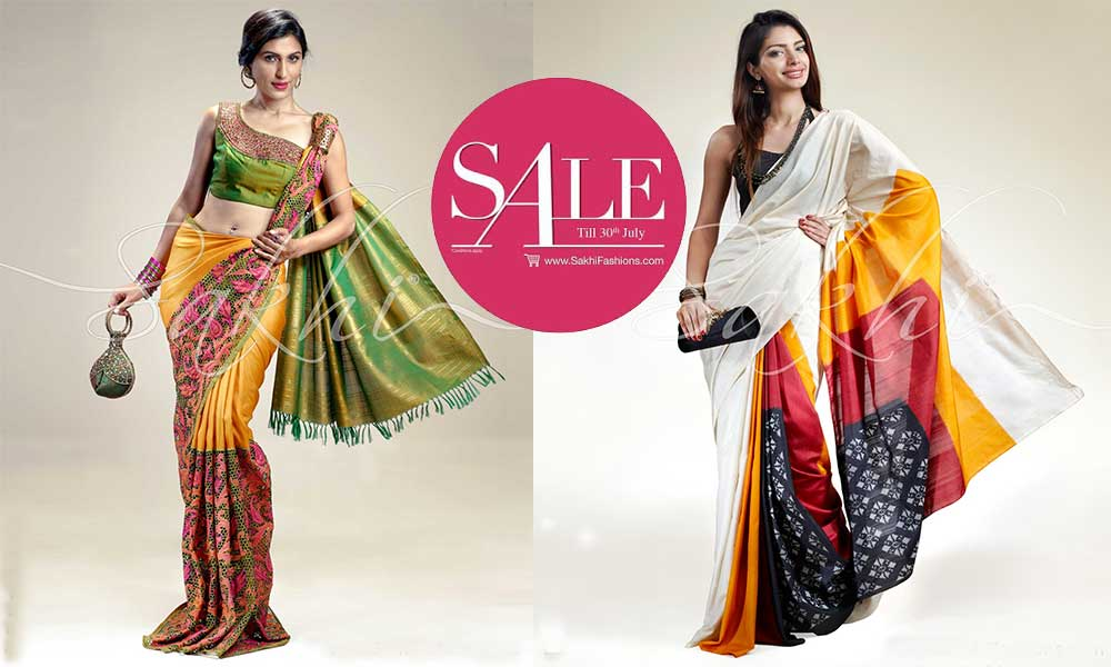 SALE At Sakhi