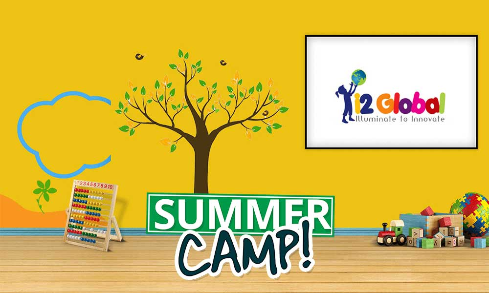 Summer camp At i2global school